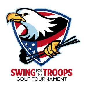 Swing for the Troops Logo